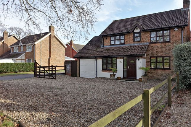 Thumbnail Detached house for sale in Forest Gate, Blackfield, Southampton