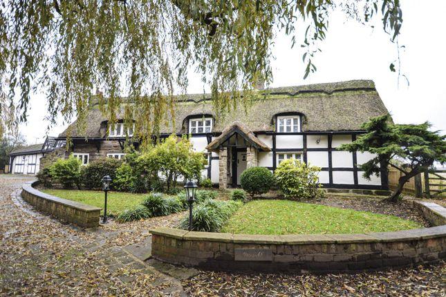 Thumbnail Detached house to rent in Millington Hall Lane, Millington, Altrincham