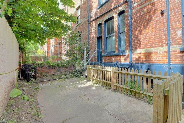 Garden At Back of Connaught Road, Folkestone CT20