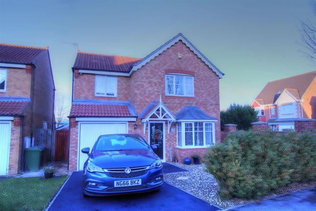 Thumbnail Detached house for sale in Harwood Drive, Mulberry Park, Houghton Le Spring
