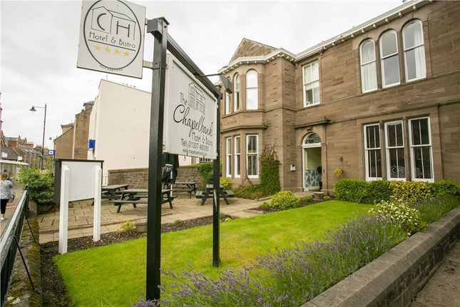 Thumbnail Leisure/hospitality to let in Chapelbank Hotel & Bistro, 67-69 East High Street, Forfar, Angus