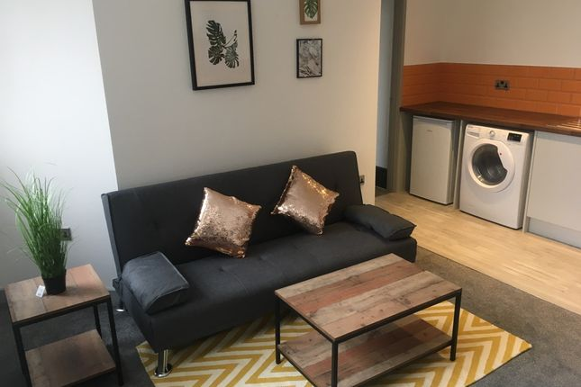 1 bed flat for sale in Princes Street, Doncaster DN1
