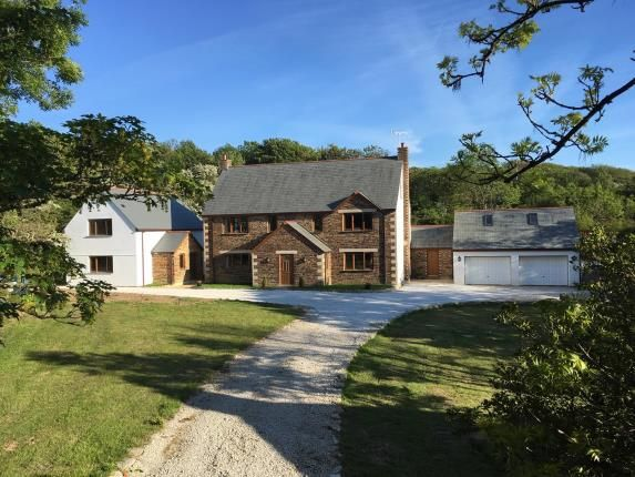 Thumbnail Detached house for sale in Goonhavern, Truro, Cornwall