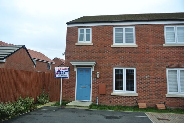3 bed terraced house for sale in Martyn Close, Brockworth, Gloucester