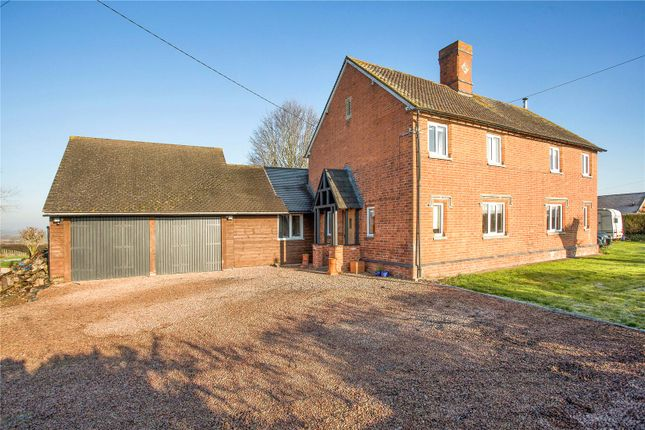 Thumbnail Detached house for sale in Long Green, Forthampton, Gloucestershire