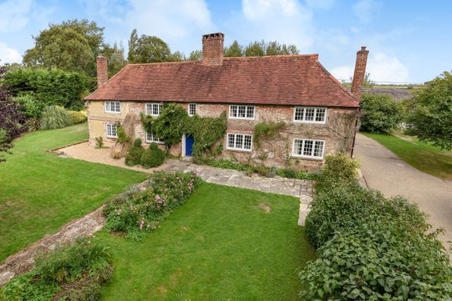 Thumbnail Detached house for sale in Batchmere Road, Almodington, Nr Chichester