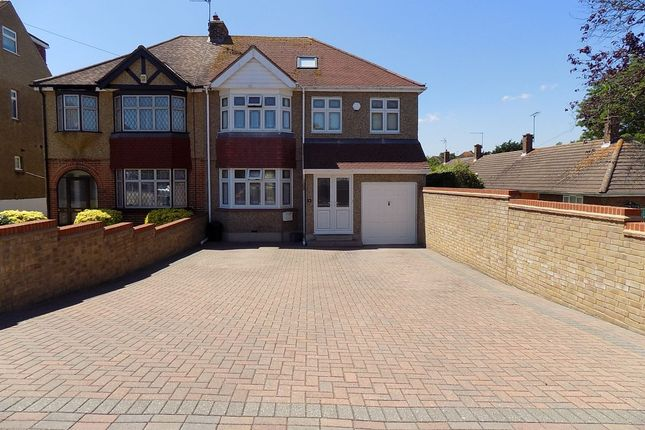 Thumbnail Semi-detached house for sale in Copse Close, Pattens Lane, Rochester