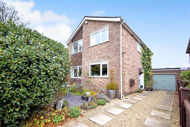 Thumbnail Detached house for sale in Hutton Close, Westbury-On-Trym, Bristol