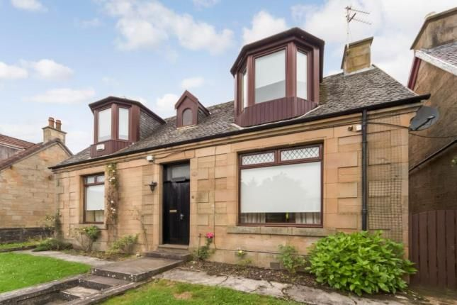 Thumbnail Detached house for sale in Lockhart Street, Stonehouse, Larkhall, South Lanarkshire