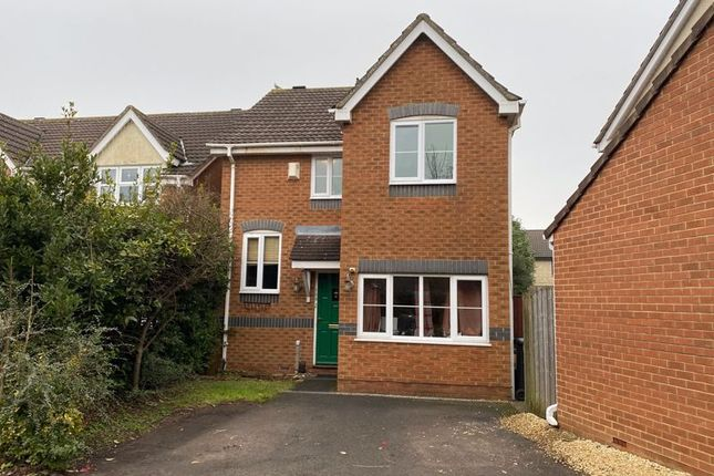 3 bed detached house to rent in Ellan Hay Road, Bradley Stoke, Bristol BS32