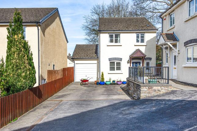 Thumbnail Detached house for sale in Clydach South, Abergavenny