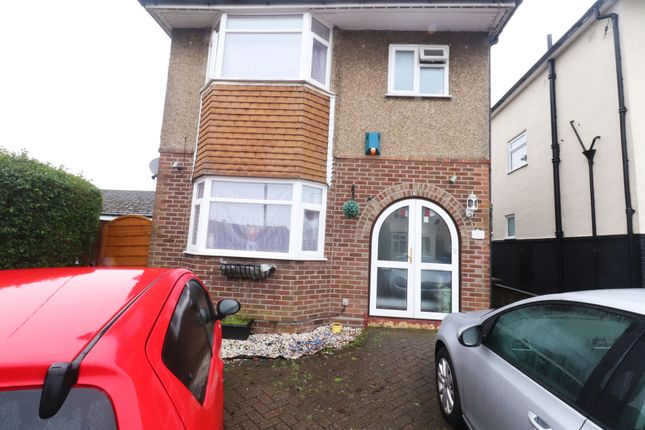 Thumbnail Detached house to rent in Holly Road, Aldershot