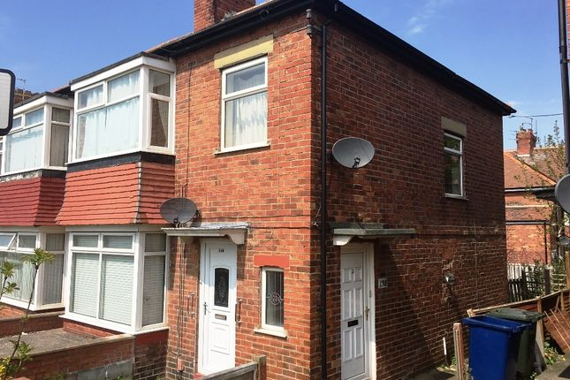 Thumbnail Flat to rent in Bavington Drive, Newcastle Upon Tyne