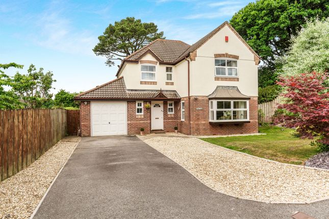 Thumbnail Detached house for sale in Foxglove Way, Latchbrook, Saltash