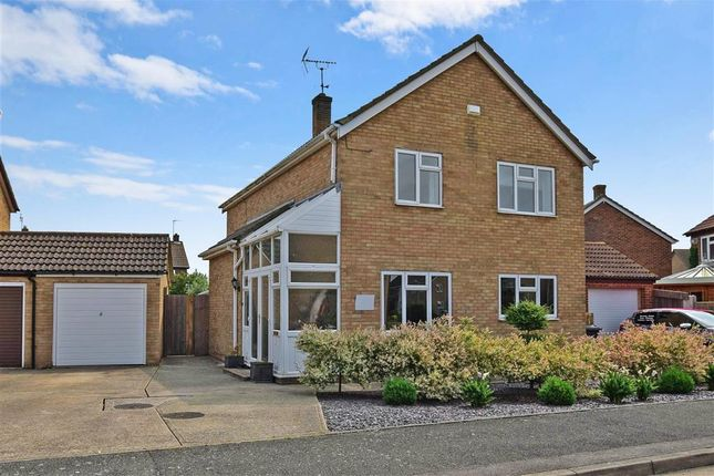 Thumbnail Detached house for sale in Peartree Road, Broomfield, Herne Bay, Kent