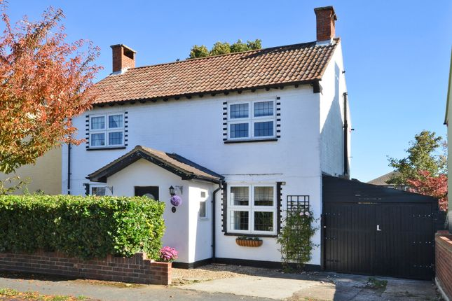 Thumbnail Detached house for sale in Queen Mary Avenue, Camberley