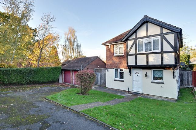 Thumbnail Detached house to rent in Amberley Close, Farnborough, Orpington