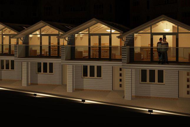 Thumbnail Town house for sale in Merley Road, Westward Ho!, Bideford