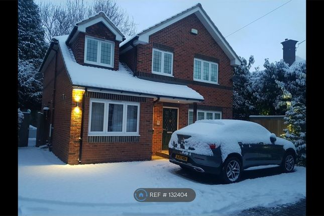 Thumbnail Detached house to rent in Hadlow Road, Tonbridge
