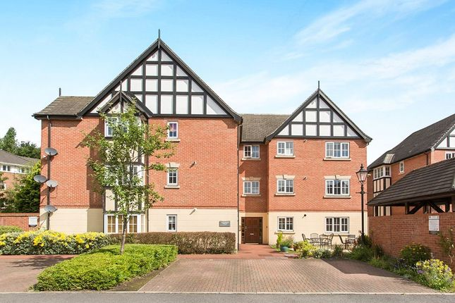 Thumbnail Flat for sale in Marine Approach, Northwich