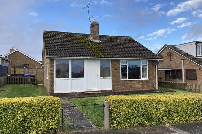 Thumbnail Detached bungalow for sale in Greenwood, Tweedmouth, Berwick-Upon-Tweed