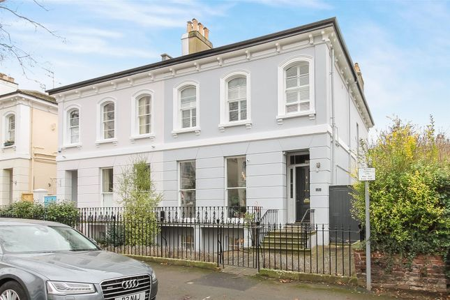 Thumbnail Semi-detached house for sale in Sydenham Villas Road, Cheltenham