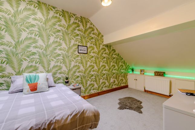 Bedroom of North End, Osmotherley, North Yorkshire DL6