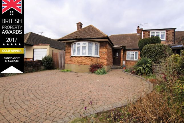 2 bed semi-detached bungalow for sale in Hockley Road, Rayleigh