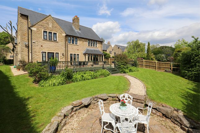 Thumbnail Detached house for sale in Bushey Wood Grove, Dore, Sheffield