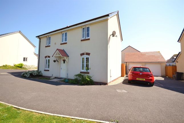 Thumbnail Detached house for sale in Wentworth Close, Hubberston, Milford Haven