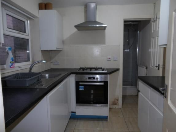 Kitchen of Stockbridge Street, Liverpool, Merseyside L5
