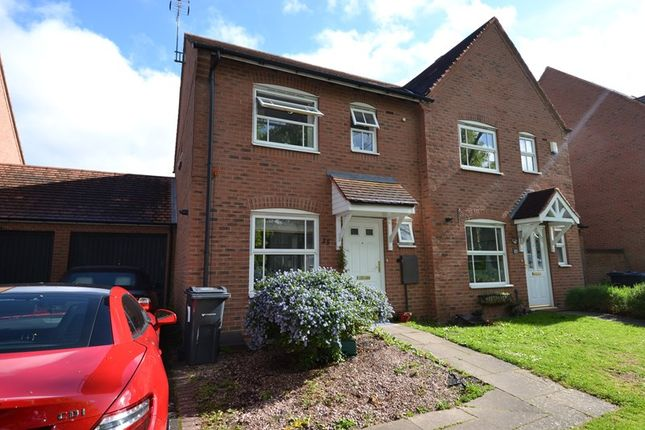 Thumbnail Semi-detached house for sale in Moor Green Lane, Moseley, Birmingham
