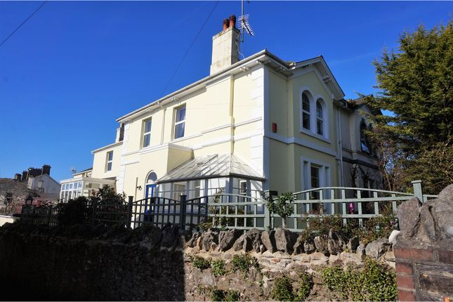Thumbnail Semi-detached house for sale in Hatfield Road, Torquay