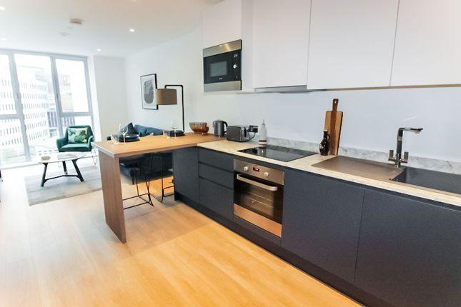 Apartment, Quay Street, Salford M3