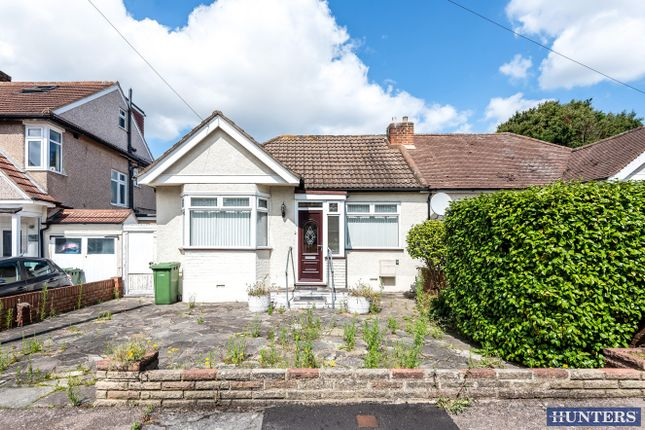 Thumbnail Bungalow for sale in The Avenue, Hornchurch