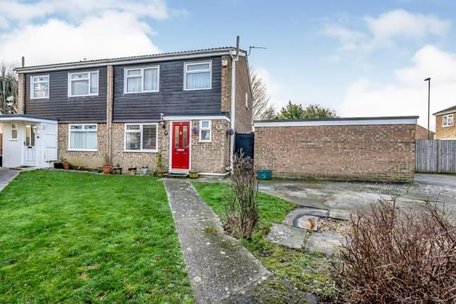 3 bed semi-detached house for sale in Addison Way, North Bersted, Bognor Regis, West Sussex PO22