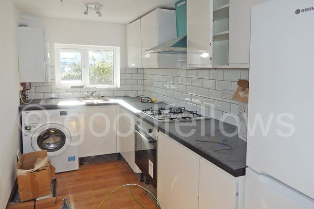 Thumbnail Flat to rent in Selwood Road, North Cheam, Sutton