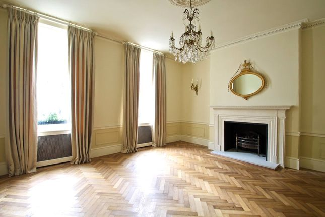 Thumbnail Terraced house to rent in Chester Street, Belgravia, London
