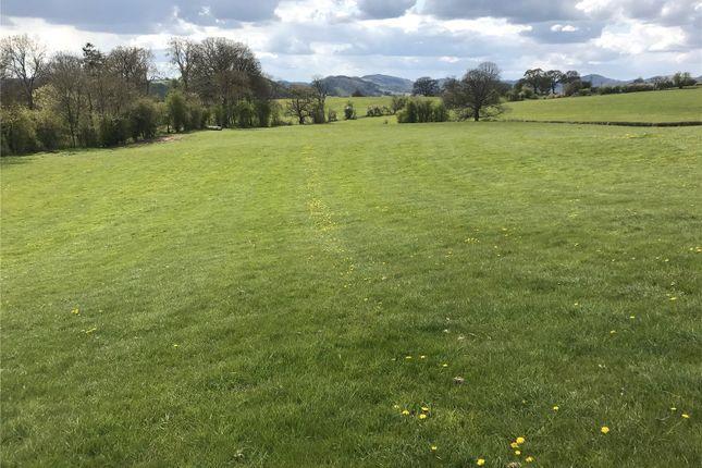 Thumbnail Land for sale in Roadside Accommodation Land Known, As Ffinnant Land, Llansantffraid