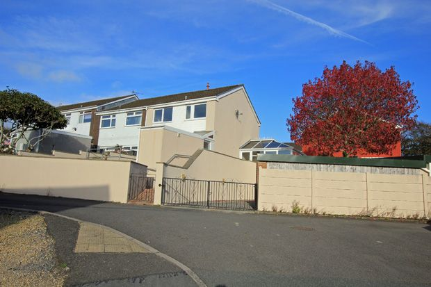 Thumbnail Terraced house to rent in Sycamore Way, Carmarthen, Carmarthenshire