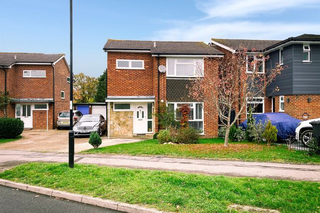 Thumbnail Detached house for sale in Burdocks Drive, Burgess Hill
