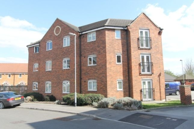 Thumbnail Flat to rent in Kingfisher Drive, Wombwell, Barnsley