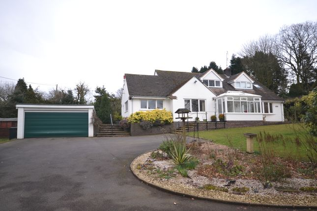Thumbnail Detached house for sale in Seabridge Lane, Clayton, Newcastle-Under-Lyme