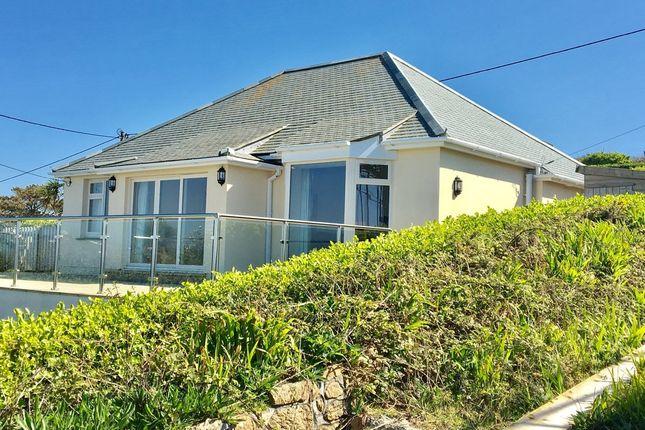 Thumbnail Detached bungalow for sale in Marias Lane, Sennen Cove, Sennen