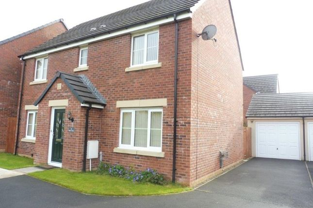 Thumbnail Detached house for sale in Glan Yr Afon, Aberdare