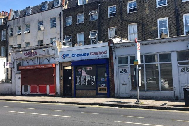Thumbnail Office for sale in Camberwell Road, Camberwell, London