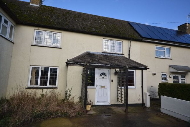 Thumbnail Terraced house for sale in Westhorp, Greatworth, Banbury