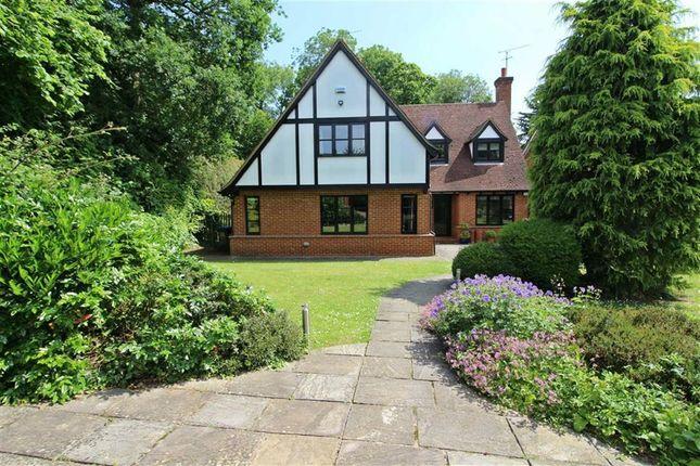 Thumbnail Detached house for sale in Oaklea Wood, Welwyn, Welwyn, Hertfordshire