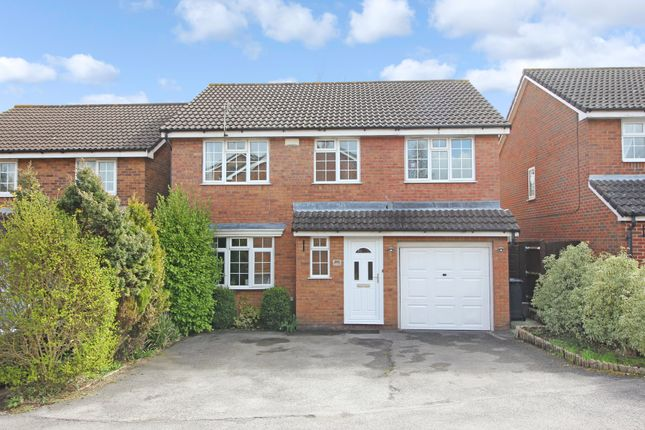 Thumbnail Detached house for sale in Walker Gardens, Hedge End, Southampton, Hampshire
