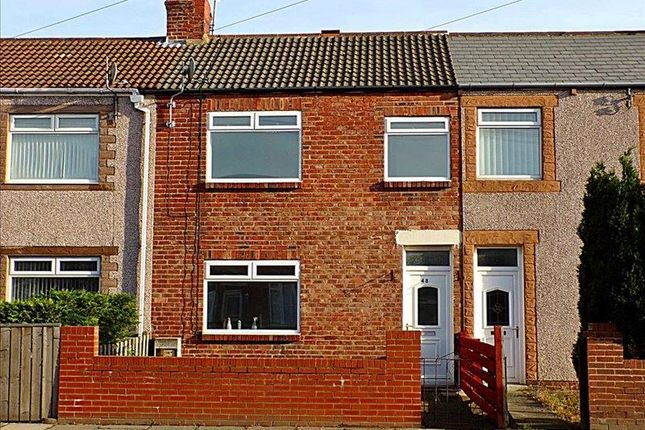 Thumbnail Terraced house to rent in North Seaton Road, Ashington